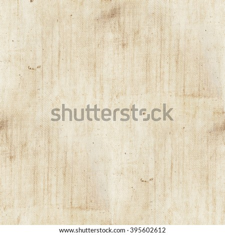 beige parchment paper texture background, seamless - stock photo