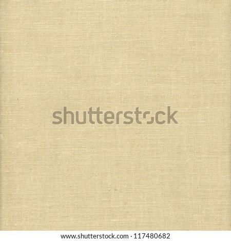 Beige textile background - stock photo