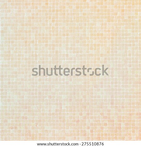 beige tiles - abstract background - stock photo