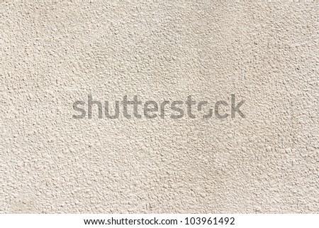 beige wall texture, use as grunge background to insert text or design - stock photo