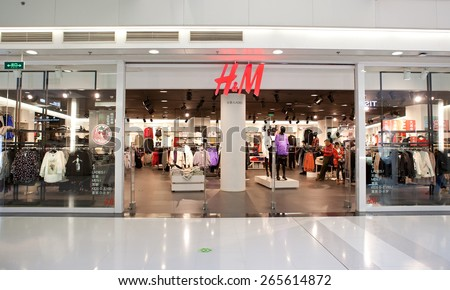 a description of the distribution channels at clothing retailer hennes and mauritz Hennes & mauritz ab has started 2018 at the center of an clothing retailer forced to we have not only removed the image from our channels.
