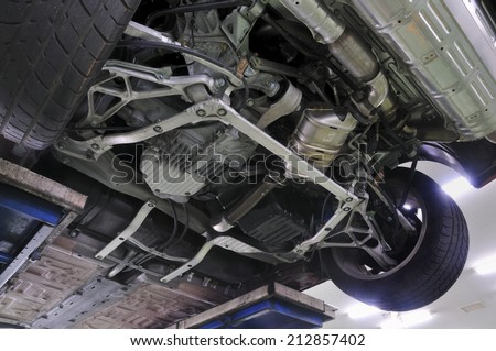 Muffler Stock Photos Images Amp Pictures Shutterstock