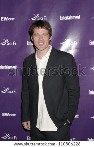 Ben Browder at the EW Magazine and Sci-Fi Channel Comic-Con Party. Solamar Hotel, San Diego, CA. 09-28-07