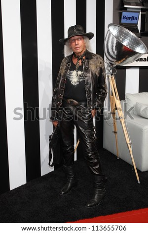 BERLIN - JULY 06: James Goldstein attends the Michalsky Style Nite 2012 during Mercedes-Benz Fashion Week Berlin Spring/Summer 2013 at Tempodrom on July 6, 2012 in Berlin, Germany.