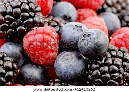 Berries. Fresh ripe berry. Berries fruit. Berries background. Healthy berries. Berries on white. Berries isolated on white. Berries fruit. Healthy berries. Berries at market.  - stock photo