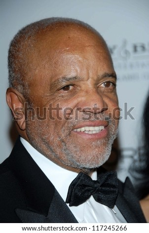 Berry Gordy at the 2007 Clive Davis Pre-Grammy Awards Party. Beverly Hilton Hotel, Beverly Hills, CA. 02-10-07