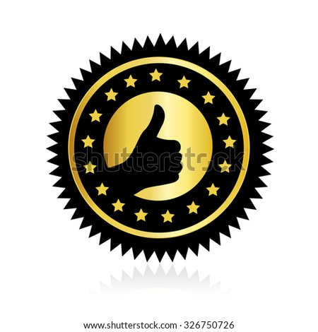Best choice sticker / label isolate on white background - stock photo