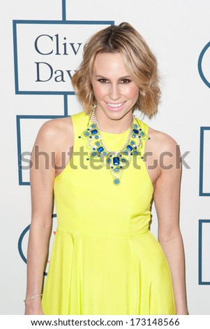 BEVERLY HILLS, CA. - JANUARY 25: Keltie Knight arrives at the Clive Davis and The Recording Academy annual Pre-GRAMMY Gala on January 25th 2014 at the Beverly Hilton in Beverly Hills, California.