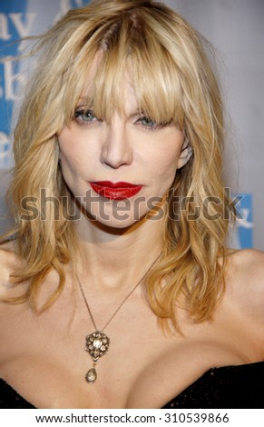 BEVERLY HILLS, CA - MAY 19, 2012: Courtney Love at the L.A. Gay and Lesbian Center's 'An Evening With Women' held at the Beverly Hilton Hotel in Beverly Hills, USA on May 19, 2012.