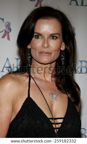 BEVERLY HILLS, CALIFORNIA. November 19, 2005. Denise Brown at the Diamond Jubilee Spirit of Hollywood Awards at the Beverly Hilton Hotel in Beverly Hills, California United States.  - stock photo