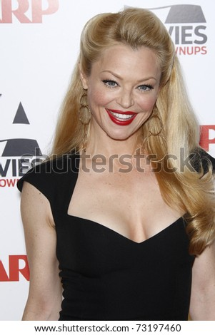BEVERLY HILLS - FEB 7:  Charlotte Ross at the AARP Magazine's 10th Annual Movies For Grownups Awards at the Beverly Wilshire Four Seasons Hotel, Beverly Hills, California on February 7, 2011.