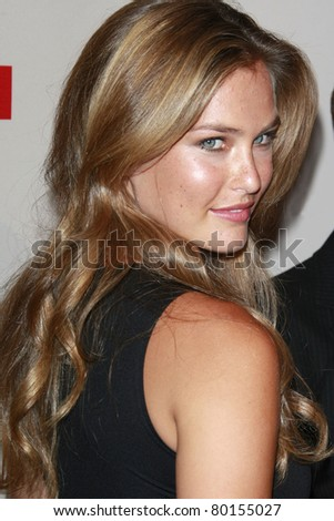 BEVERLY HILLS - JUL 20: Bar Refaeli at the NBC Universal 2008 Press Tour All-Star party in Beverly Hills, California on July 20, 2008