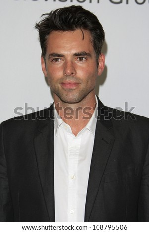 BEVERLY HILLS - JUL 27: Jason Thompson at the 2012 Disney and ABC TCA Summer Press Tour at the Beverly Hilton Hotel on July 27, 2012 in Beverly Hills, California