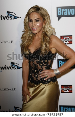 BEVERLY HILLS - OCT 11:  Adrienne Maloof at the Bravo's 'The Real Housewives of Beverly Hills' series party at Trousdale, Beverly Hills, California on October 11, 2010.