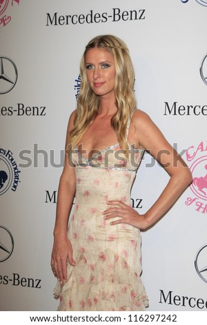 BEVERLY HILLS - OCT 20:  Nicky Hilton at the 26th Carousel Of Hope Ball at The Beverly Hilton Hotel on October 20, 2012 in Beverly Hills, California