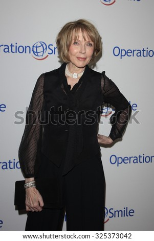 BEVERLY HILLS - OCT 2: Susan Blakely at the Operation Smile's 2015 Smile Gala  on October 2, 2015 at the Beverly Wilshire Four Seasons Hotel in Beverly Hills, CA. - stock photo