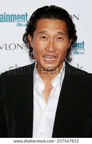 BEVERLY HILLS - SEP 20: Daniel Dae Kim at the 6th Annual Entertainment Weekly Pre-EMMY party  on September 20, 2008 in Beverly Hills, California - stock photo