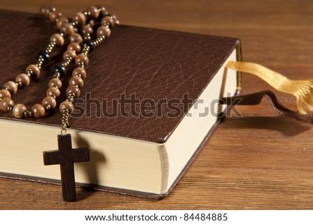 bible - stock photo