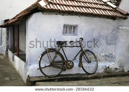 Bicycle - stock photo
