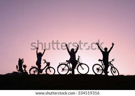 bicycle culture in the family