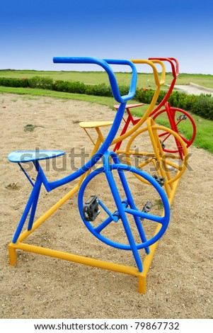 bicycle Play ground