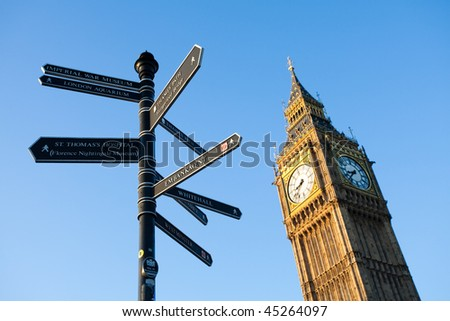 Big Ben - stock photo