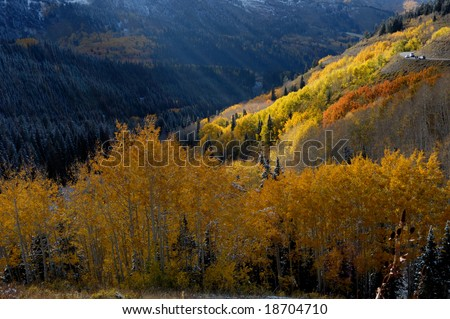 Big Cottonwood Canyon, Utah