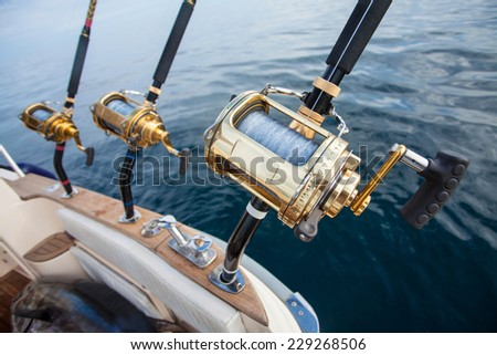 Sportfishing stock images royalty free images vectors for Wmat game and fish