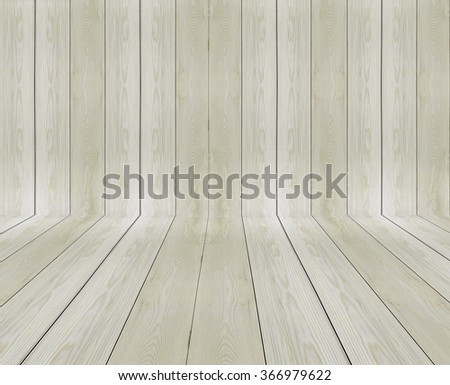 Big Size of Classic Light White and Brown Panel Wood Texture Background for Furniture Material and Room Interior - stock photo