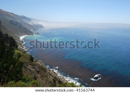 Big Sur - California - stock photo