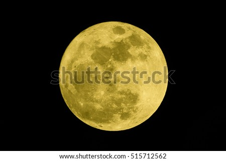 Biggest moon picture on century for background use. Shoot on 11/14/2016.
