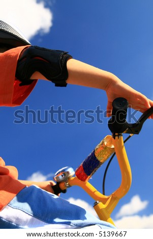 bike time... - stock photo