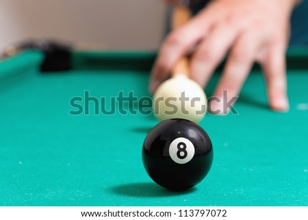 Billiard elements