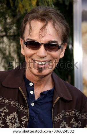 Billy Bob Thornton at the Los Angeles premiere of 'Legends of the Guardians: The Owls of Ga'Hoole' held at the Grauman's Chinese Theater in Hollywood, USA on September 19, 2010. - stock photo