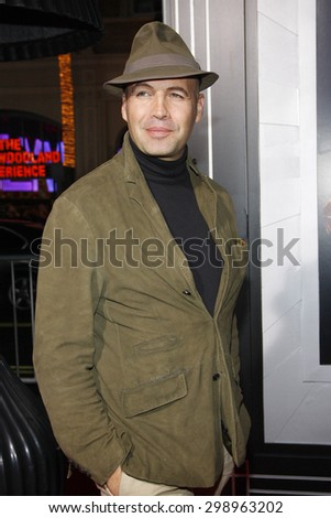 Billy Zane at the Los Angeles premiere of 'Gangster Squad' held at the Grauman's Chinese Theatre in Hollywood on January 7, 2013.   - stock photo