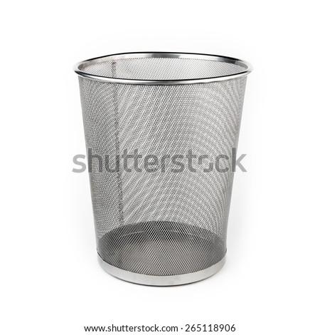bin - stock photo