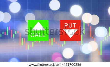 Binary options call or put