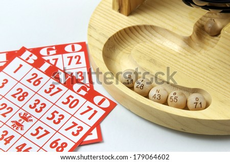 Bingo! - stock photo