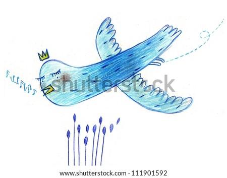 Bird - stock photo