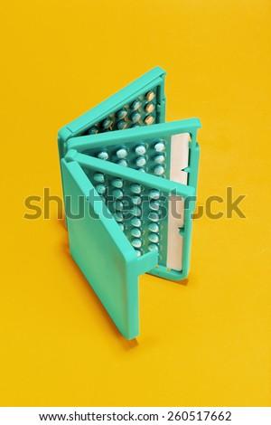 Birth Control - stock photo