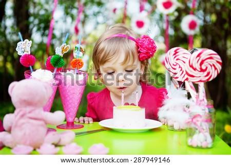 birthday  - stock photo