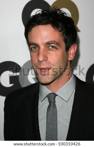 "BJ Novak at the GQ 2010 ""Men Of The Year"" Party, Chateau Marmont, West Hollywood, CA. 11-17-10"
