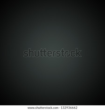 Black abstract background - stock photo