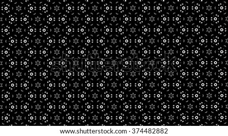 Black and gray patterns. r