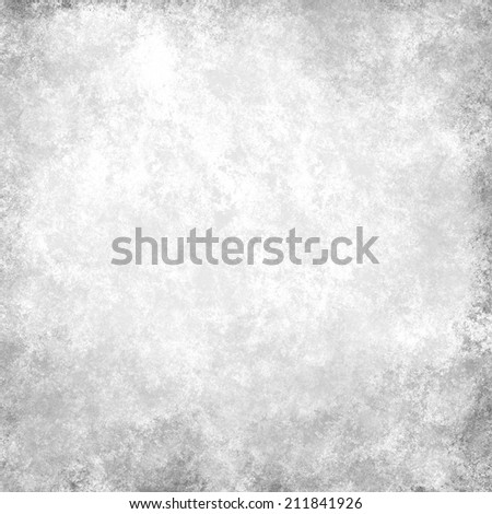 black and white background with black accent light on border and vintage grunge background texture parchment paper, abstract gray background of white paper canvas black texture, monochrome background - stock photo
