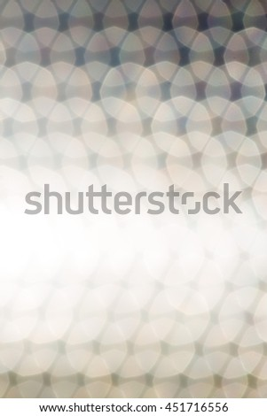 black and white bokeh background - stock photo
