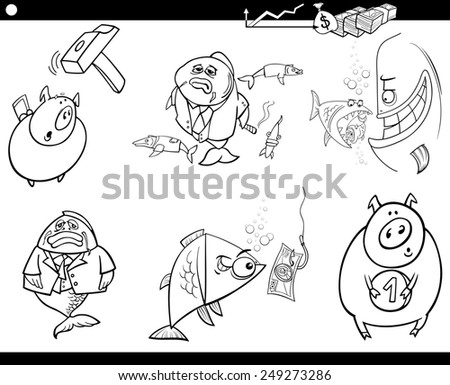 Employee flyers further 1639635 likewise Stock Vector Cartoon Pig Boss With Cigar besides Staff party besides Farmer. on employee bbq