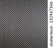 Black and white handcraft weave texture - stock photo