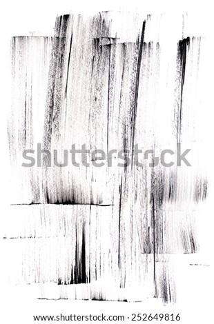 Black and White Mask - stock photo