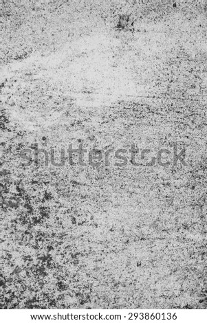 black and white old concrete grunge dirty wall texture in vertically.